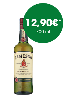 Whiskey Irish Jameson
