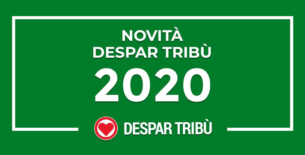 Novità Despar Tribù 2020