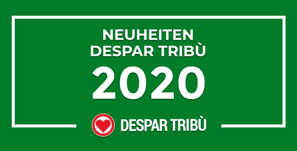 Neuheiten Despar Tribù 2020