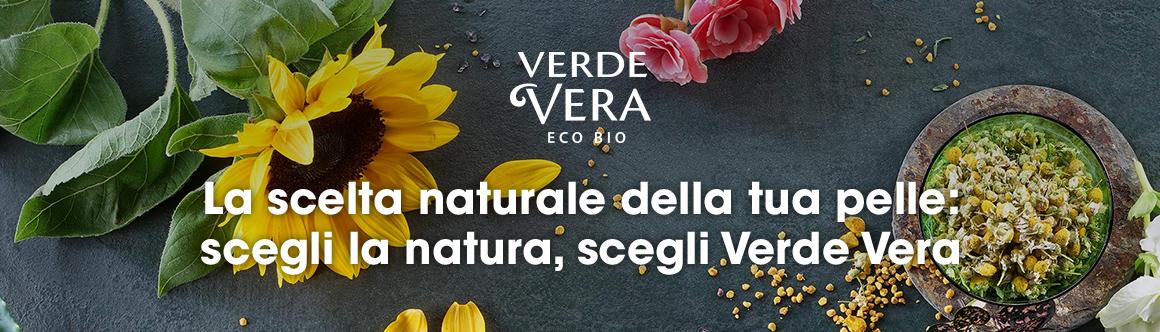 La scelta naturale della tua pelle: scegli la natura, scegli Verde Vera