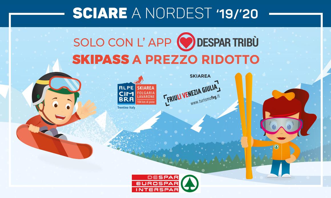 Sciare a Nordest